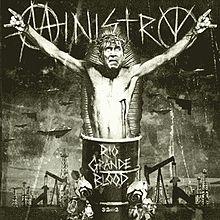 Album_Ministry - Rio Grande Blood