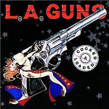 Album_L.A. Guns - Cocked & Loaded