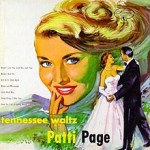 Album_Patti Page - Tennessee Waltz