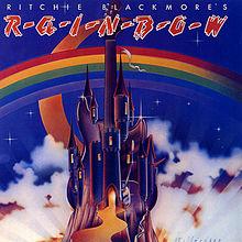 Album_Rainbow - Ritchie Blackmore's Rainbow