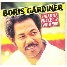 Boris Gardiner - I Want To Wake Up With You