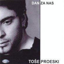 Album_Tose Proeski - Dan za nas