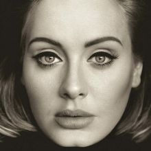 Album_Adele - 25