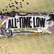Album_All Time Low - Nothing Personal