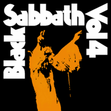 Album_Black Sabbath - Vol.4