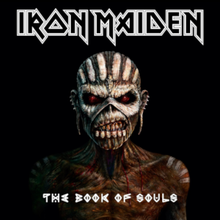 Album_Iron Maiden - The Book of Souls