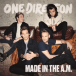 Album_One Direction - Made in the A.M.