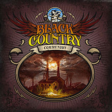 Album_Black Country Communion - Black Country Communion