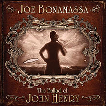 Album_Joe Bonamassa - The Ballad of John Henry