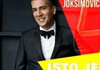 Željko Joksimović – Isto je