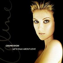 Album_Celine Dion - Let's Talk About Love