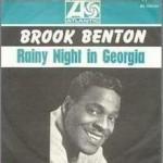 Tony Joe White – Rainy Night In Georgia