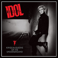 Album_Billy Idol - Kings & Queens of the Underground