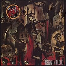 Album_Slayer - Reign in Blood