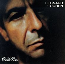 Album: Leonard Cohen - Various Positions