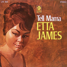Etta James – I'd Rather Go Blind